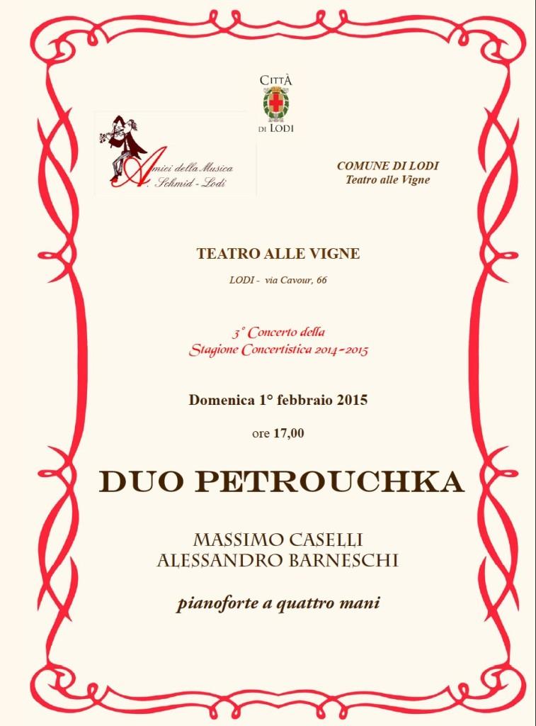 Duo Petrouchka