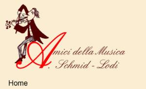 Amici della Musica A. Schmid – Lodi
